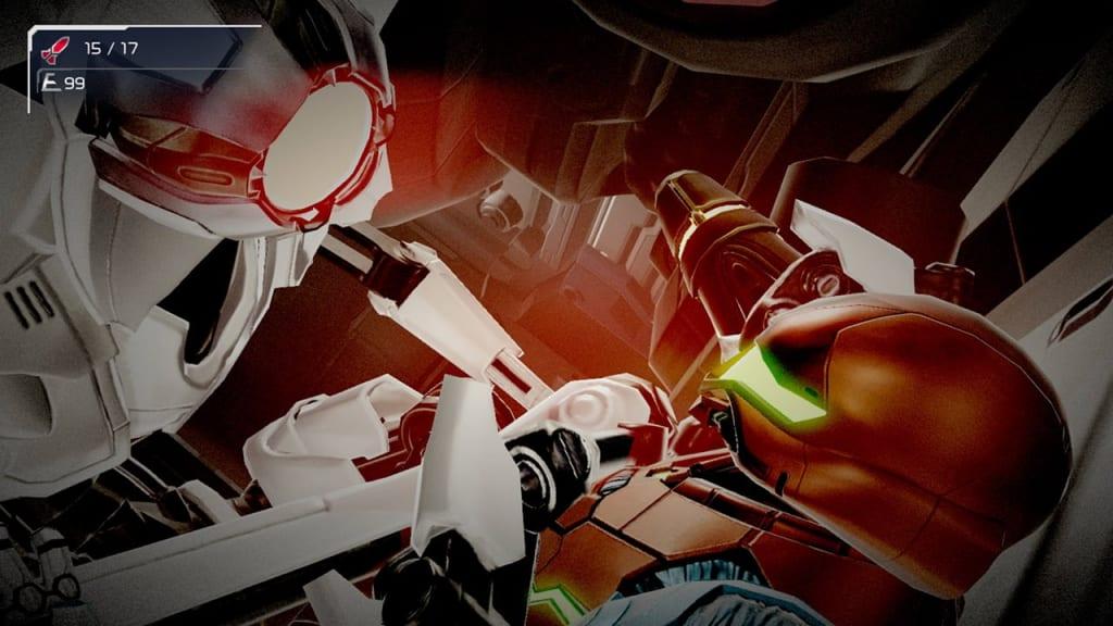 Metroid Dread - EMMI Enemies