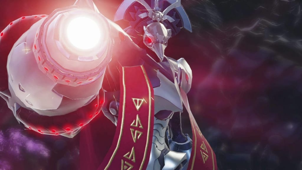 Metroid Dread - Chozo General