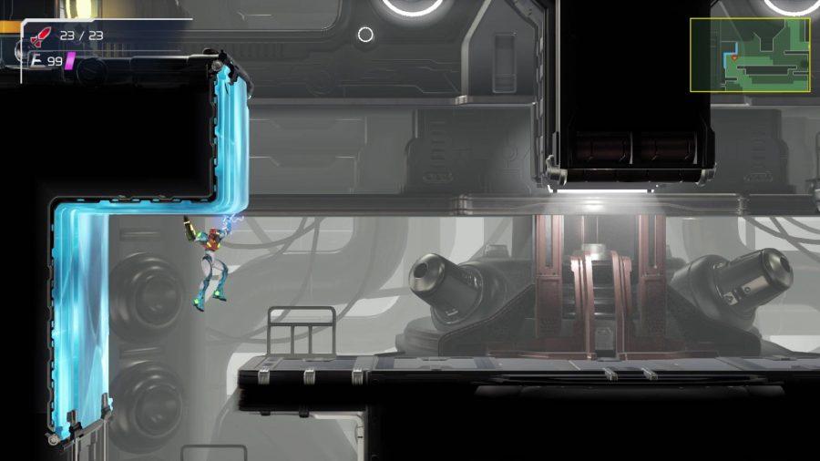 Metroid Dread - Spider Magnet