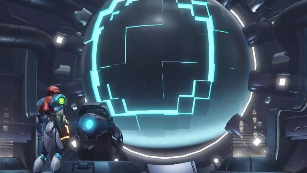 Metroid Dread - ADAM