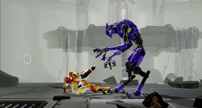 Metroid Dread - Ferenia Walkthrough